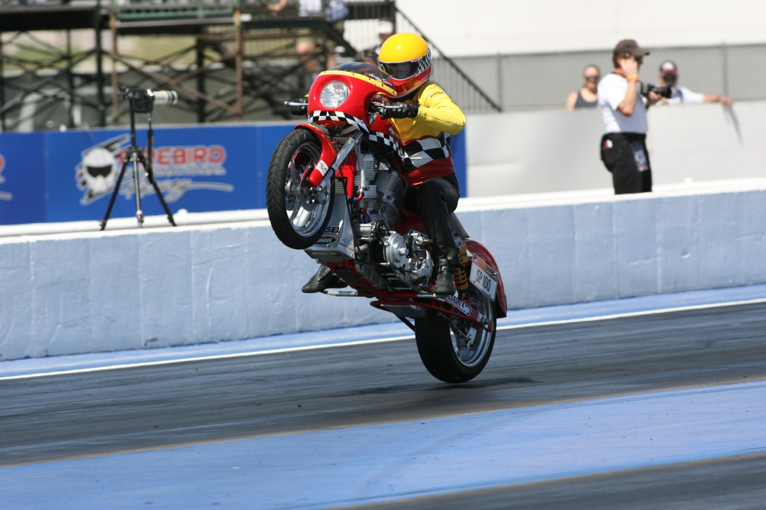 Street Bike Wheelies